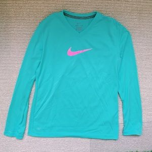 Nike girls long sleeve